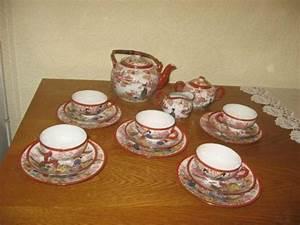 Altes Japanisches Teeservice : japanisches porzellan ebay ~ Michelbontemps.com Haus und Dekorationen