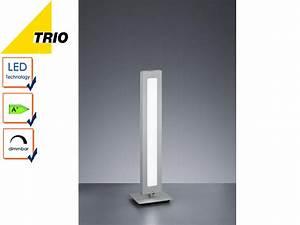 Tischleuchte Dimmbar Touch : trio led design tischleuchte silas dimmbar touch wohnzimmerlampe flurlampe eur 131 49 ~ Markanthonyermac.com Haus und Dekorationen