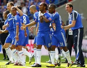 FA CUP FINAL: Chelsea 1 Portsmouth 0: Didier Drogba wrecks ...