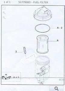 Technical  Fuel Leak In Multijet Filter Housing