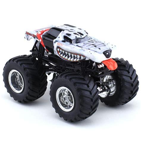 diecast monster jam trucks wheels dalmatian die cast truck monster jam figure
