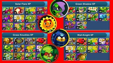 deck imputation r exle pvz heroes card deck update plant mission in plants vs