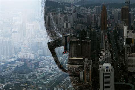 city silhouette portraits  jasper james