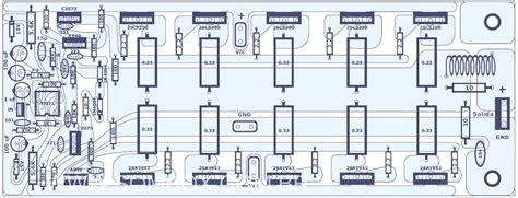 This The Circuit Design Stereo Audio Amplifier