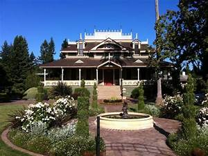 "The Grand Victorian Mansion in Disney's ""Pollyanna ..."