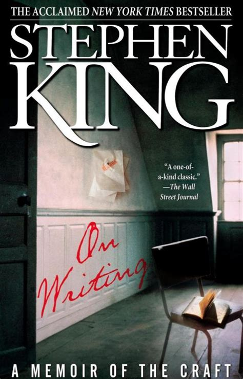 Image result for stephen king writing