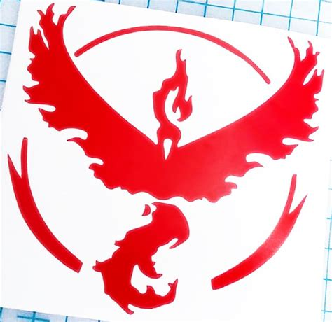 Team Valor Pokemon Go 5″ Decal  Seward Street Studios. Foil Printed Stickers. Free Education Banners. Wallpaper Design Murals. Holly Lettering. Picture Frame Murals. Kick Buttowski Stickers. Bianca Pettis Murals. Respect Stickers