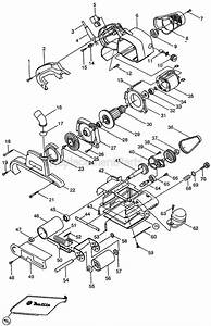 Makita Belt Sander Parts Diagram  U2013 Kayamotor Co