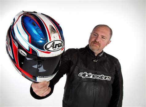 product review arai rx 7 gp helmet mcn
