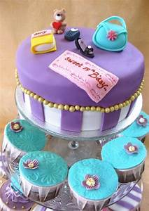 Birthday Cake Idea for 15 Year old girl | 15th birthday ...
