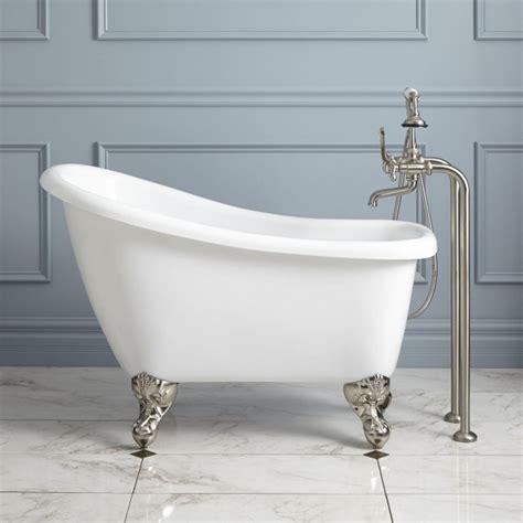 4 Foot Clawfoot Tub  Bathtub Designs