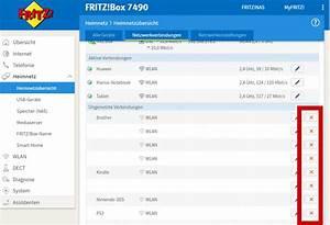 Neues Netzwerk Einrichten : fritzbox netzwerk ger te l schen so geht 39 s chip ~ Watch28wear.com Haus und Dekorationen