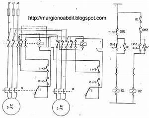 Pengendalian Beberapa Motor Induksi 3 Fasa Yang Bekerja Dan Berhenti Secara Berurutan