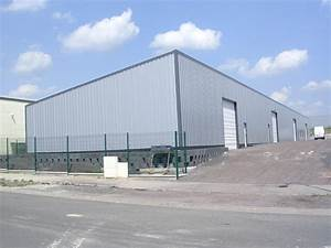 Batiment Moins Cher Hangar : batiment industriel metallique ~ Premium-room.com Idées de Décoration