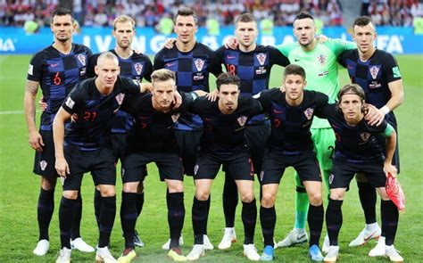 Croatia World Cup Squad Guide Latest Team News