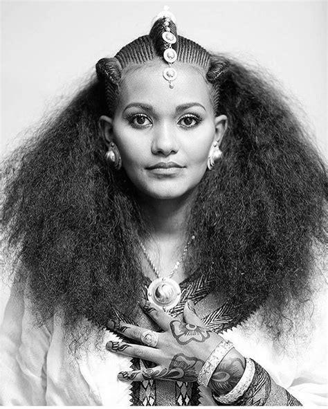 traditional bridal hair  jewellery  ethiopia