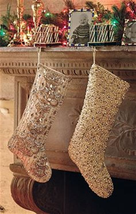 elegant christmas stocking festival collections