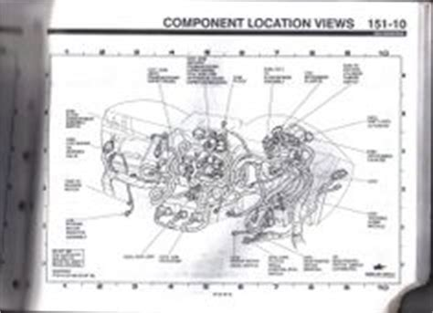 94 Ford Contour Fuse Diagram by 1997 Ford Ranger Fuse Box Diagram Truck Part Diagrams