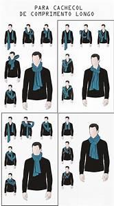 8 maneiras diferentes de usar cachecol MODA SEM CENSURA BLOG DE MODA MASCULINA
