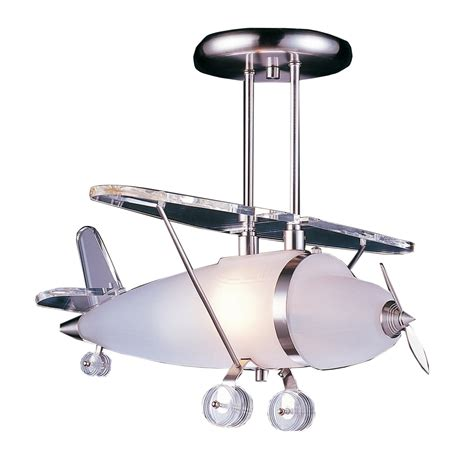 cessna style airplane pendant light cool aviation decor