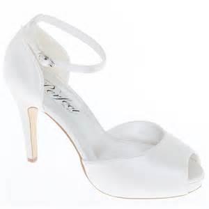 chaussures de mariage escarpins mariée talon haut instant précieux
