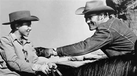 Chuck Connors & Johnny Crawford Are Family Always ️