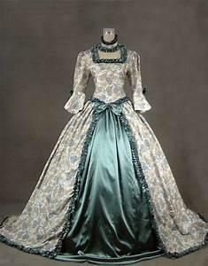 Victorian Elegant Ball Gowns | Victorian Renaissance Dress ...
