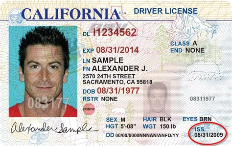 Driver License  The California Department Of Motor Vehicles