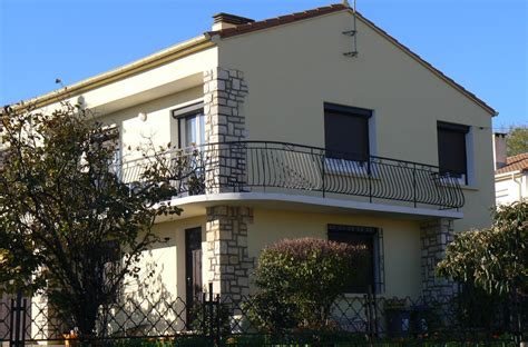 peinture de facade exterieur prix d 233 co maison peinture exterieure