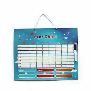 Magnetic Reward Chart Factory Magnetic Star Chart Maghard