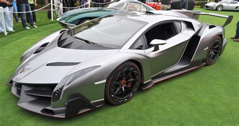 10 Production Sports Cars With The Most Ridiculous Vents