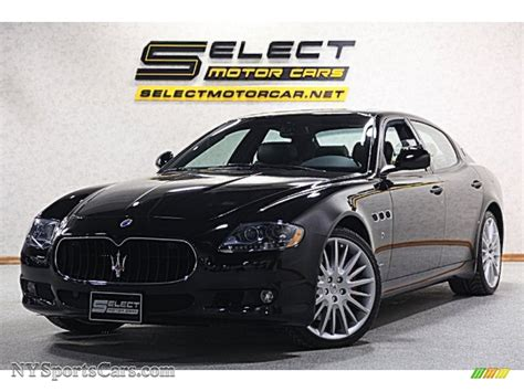 2011 Maserati Quattroporte For Sale by 2011 Maserati Quattroporte S In Nero Black 058818