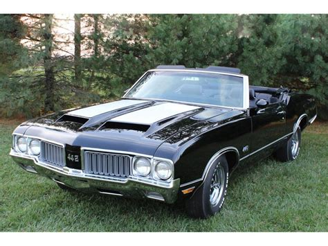 1970 Oldsmobile 442 Convertible Rental In Los Angeles And