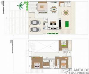 Projeto Casa Sobrado Cs 55