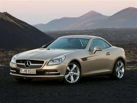 2015 Mercedes-benz Slk-class Models, Trims, Information