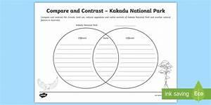Australian States And Territories  U2013 Kakadu Venn Diagram