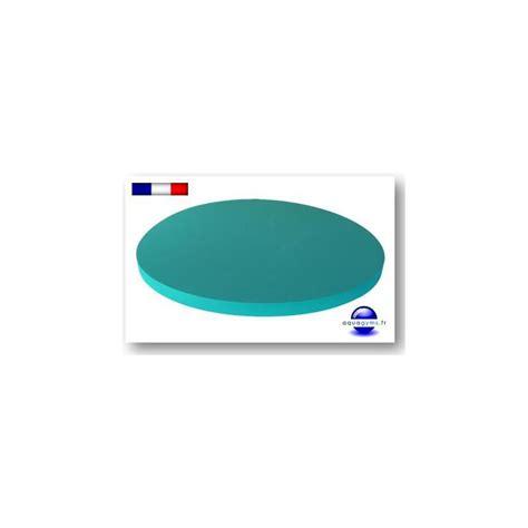 tapis rond flottant pour piscine