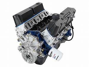 Ford Performance Mustang 302 CI 340HP Crate Engine w/ E-Cam M-6007-X2302E