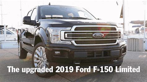2019 Ford F 150 Limited by Ford F 150 Limited 2019 La Nueva Versi 243 N