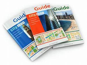 Travel Guide Books  Stock Illustration  Image Of Passport