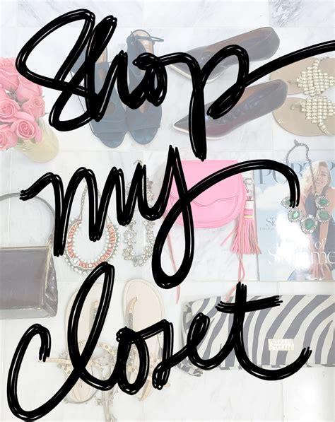 shop my closet at the conscious couture closet sale