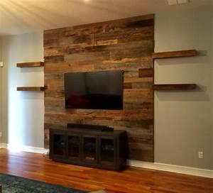 orlando reclaimed wood walls custom wood walls With barn board accent wall