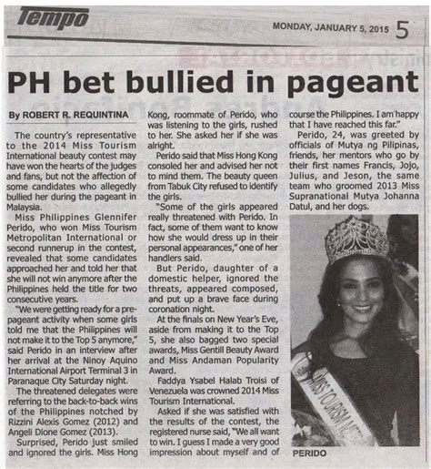 News Report On Bullying