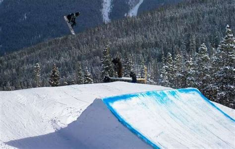 granite peak ski area ski snowboard photos