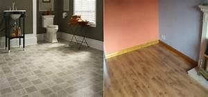 Vinyl Vs Laminat : vinyl vs laminate flooring which one to opt for ~ Watch28wear.com Haus und Dekorationen