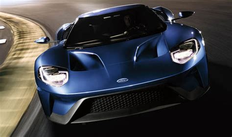 Ford Gt 2017  Top Speed Of New Sports Car Confirmed As
