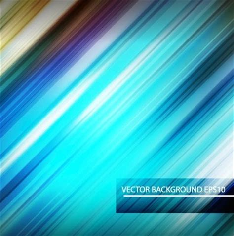 wavy color lines  vector    vector