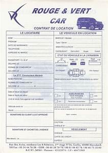 Contrat De Vente Voiture : la voiture rouge ~ Medecine-chirurgie-esthetiques.com Avis de Voitures