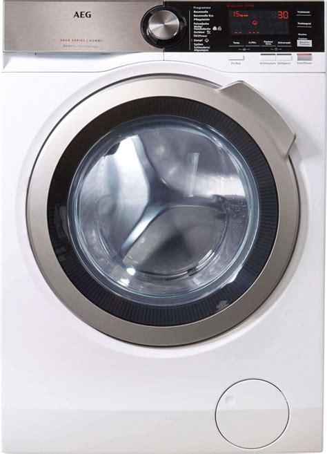 aeg lwe waschtrockner im test
