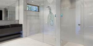 Glass Shower Screens & Frameless Screens O'Brien® Glass